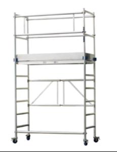 ladders, trappen en rolsteigers